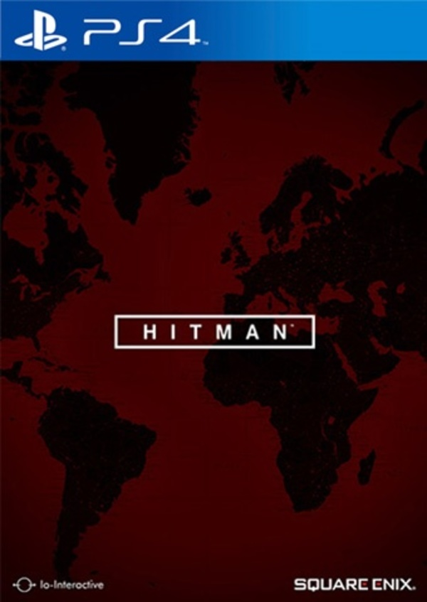 Cover zu Hitman