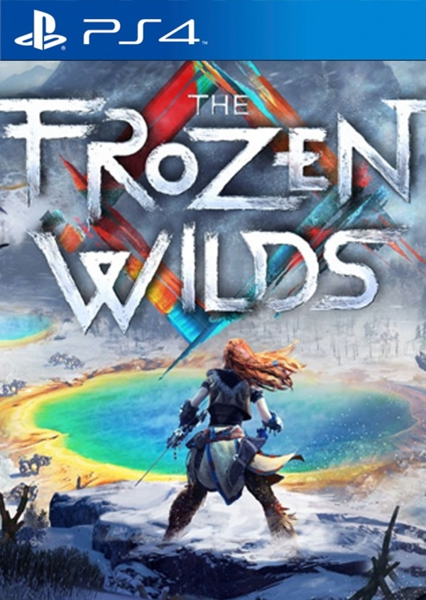 Cover zu Horizon Zero Dawn: The Frozen Wilds