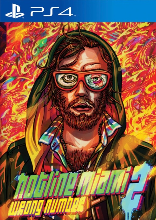 Cover zu Hotline Miami 2: Wrong Number