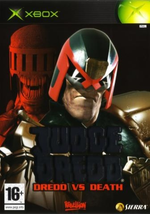 Cover zu Judge Dredd: Dredd vs. Death