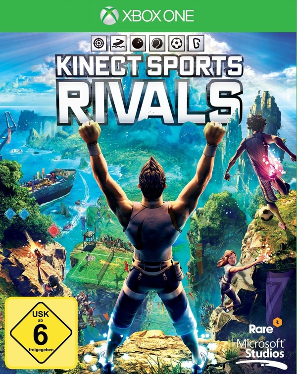 Cover zu Kinect Sports Rivals