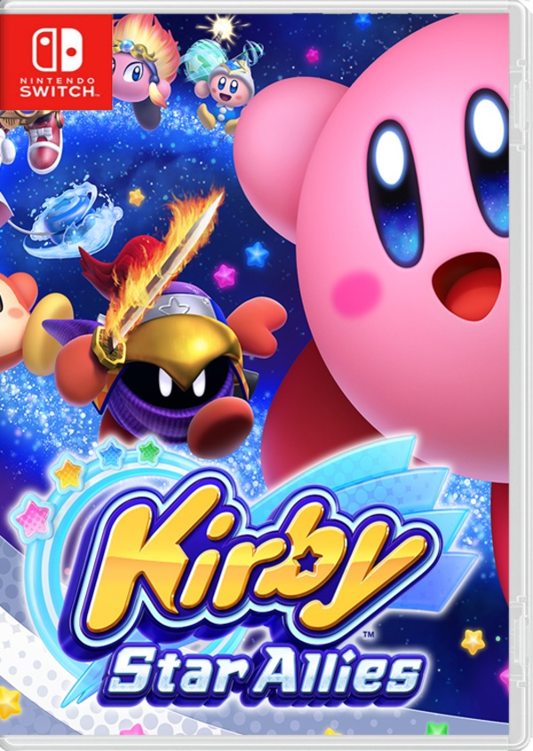 Cover zu Kirby Star Allies