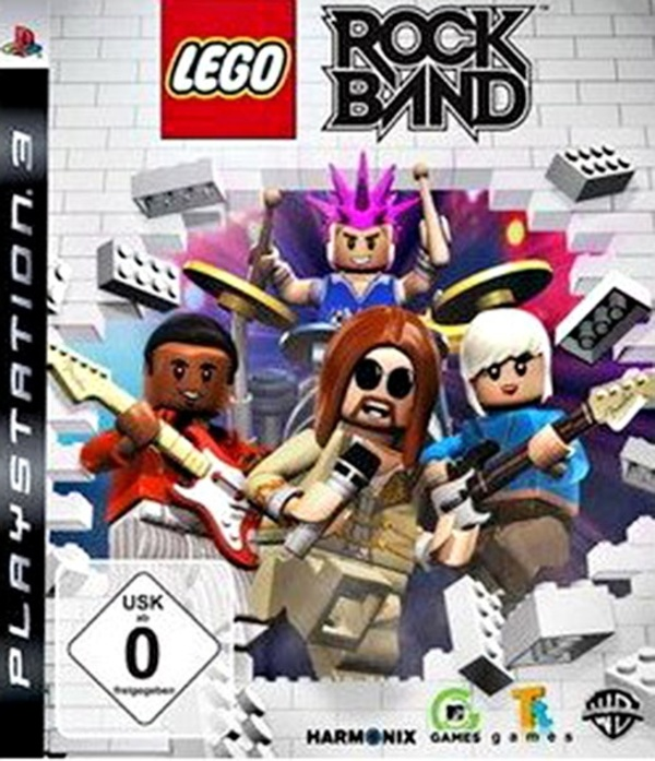 Cover zu Lego Rock Band