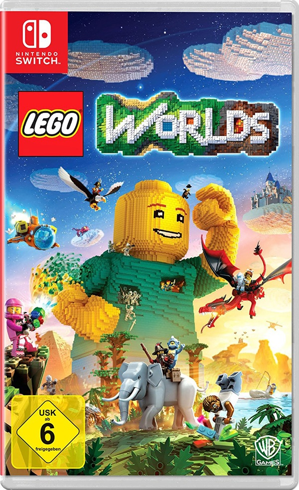 Cover zu LEGO Worlds