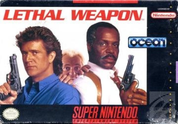 Cover zu Lethal Weapon