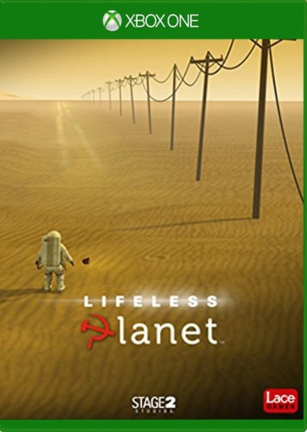Cover zu Lifeless Planet