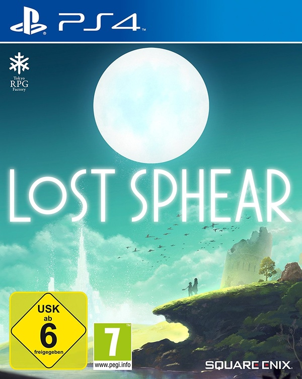 Cover zu Lost Sphear
