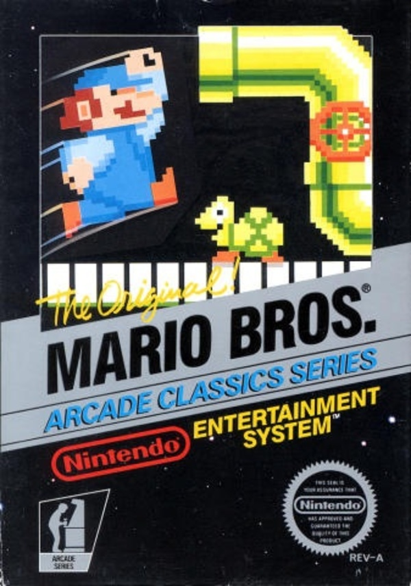 Cover zu Mario Bros.