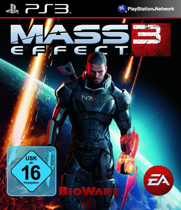 Cover zu Mass Effect 3