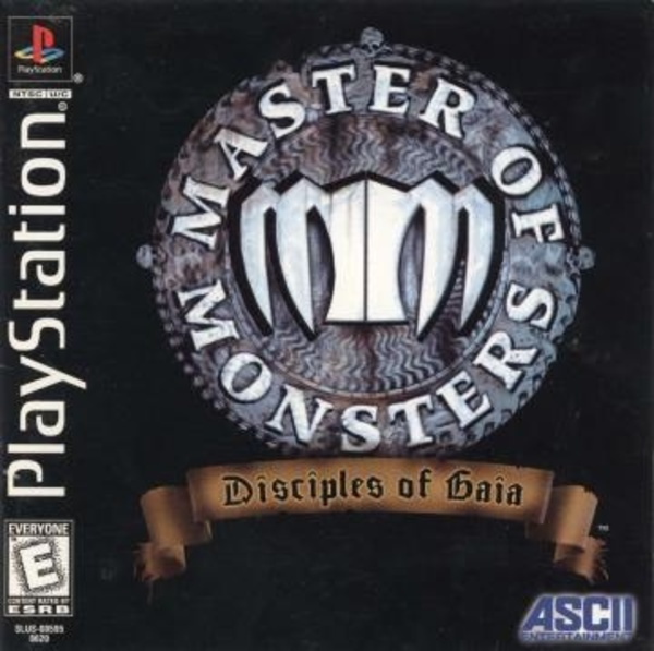 Cover zu Master of Monsters: Disciples of Gaia