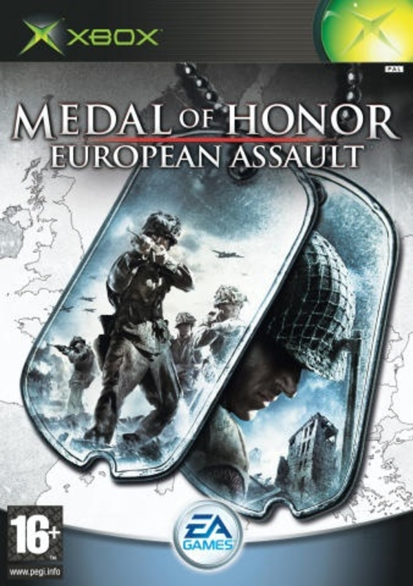 Cover zu Medal of Honor: European Assault