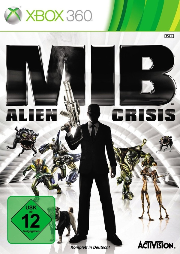 Cover zu Men in Black: Alien Crisis