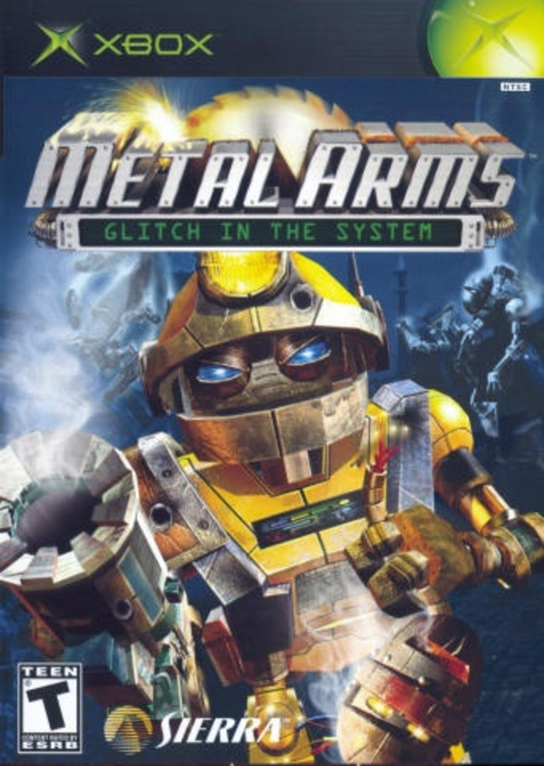 Cover zu Metal Arms: Glitch in the System