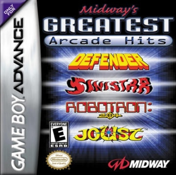 Cover zu Midway's Greatest Arcade Hits