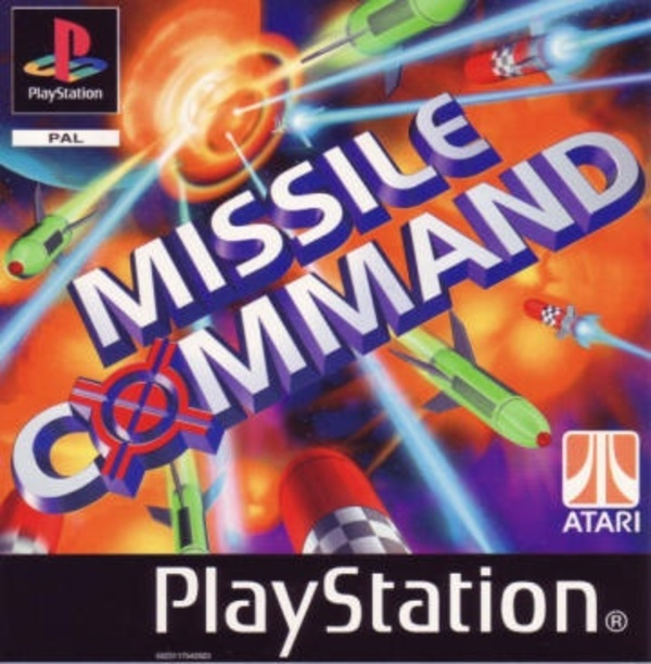 Cover zu Missile Command