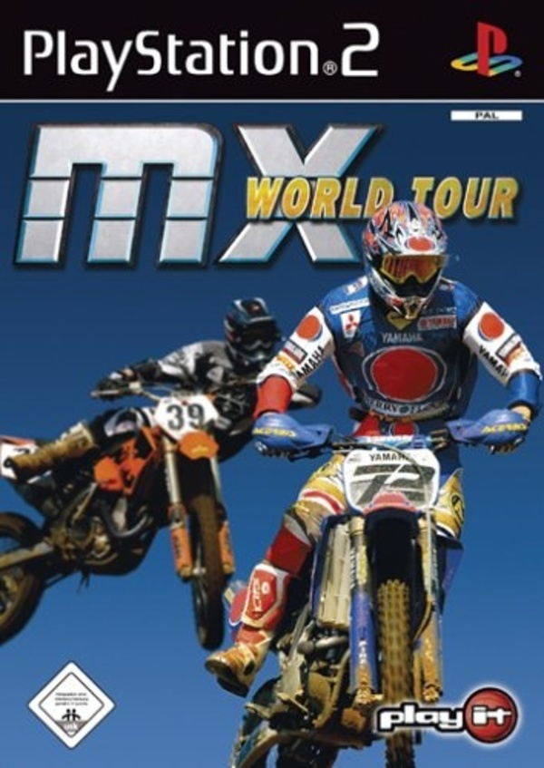Cover zu MX World Tour Featuring Jamie Little