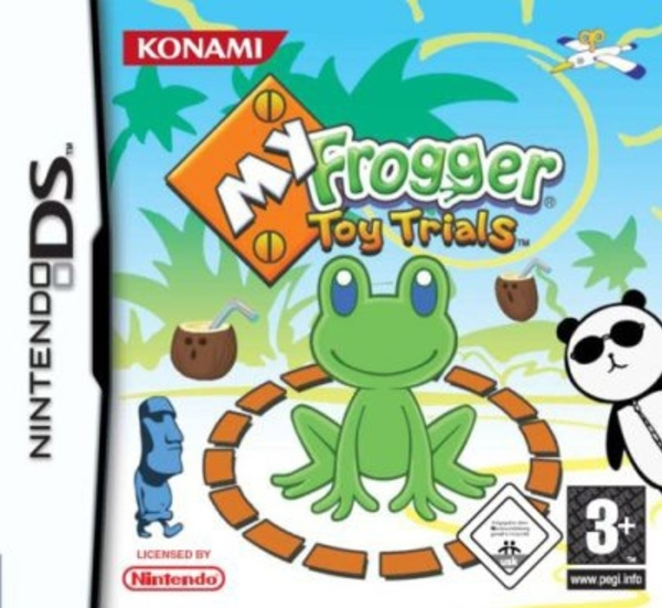 Cover zu My Frogger Toy Trials