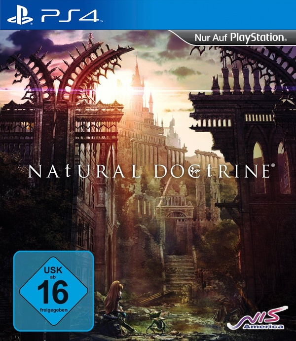 Cover zu Natural Doctrine