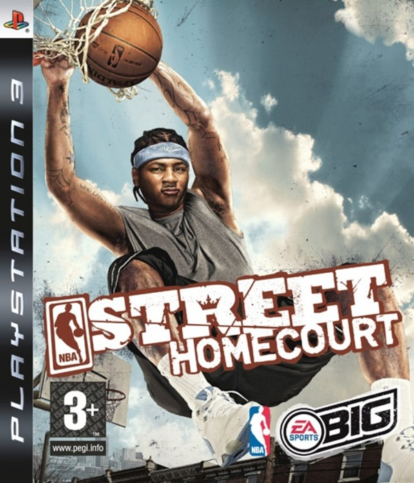 Cover zu NBA Street Homecourt