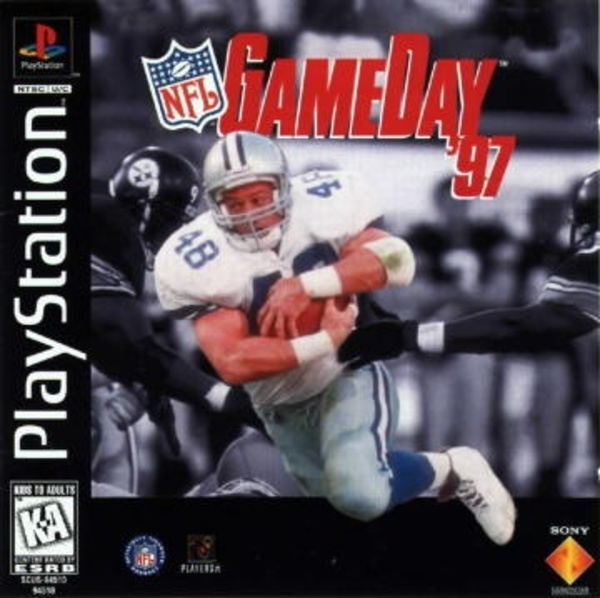 Cover zu NFL GameDay '97