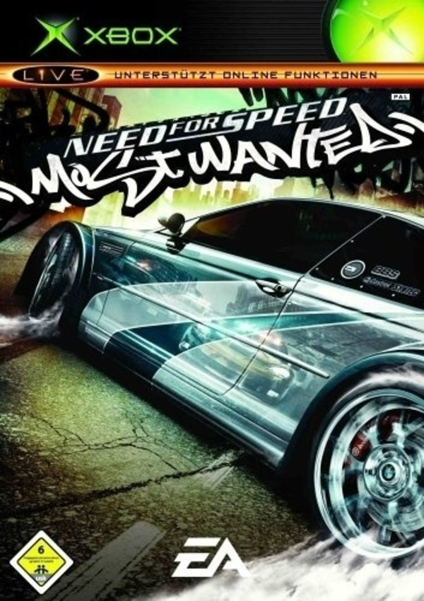 Cover zu Need for Speed: Most Wanted