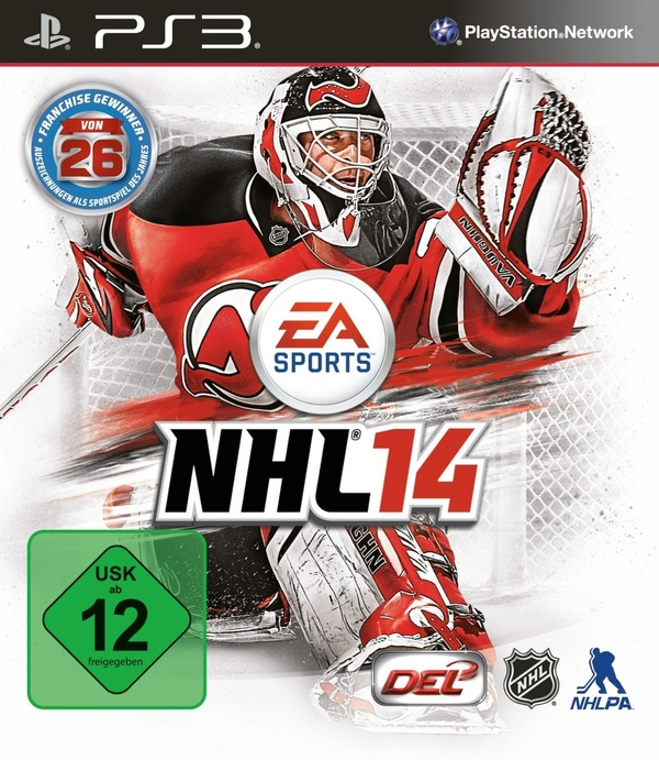 Cover zu NHL 14
