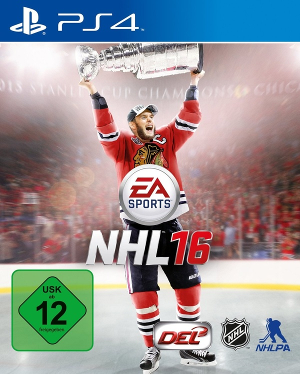Cover zu NHL 16