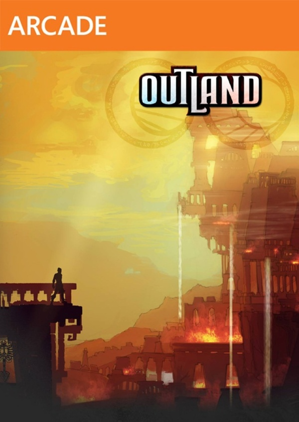 Cover zu Outland