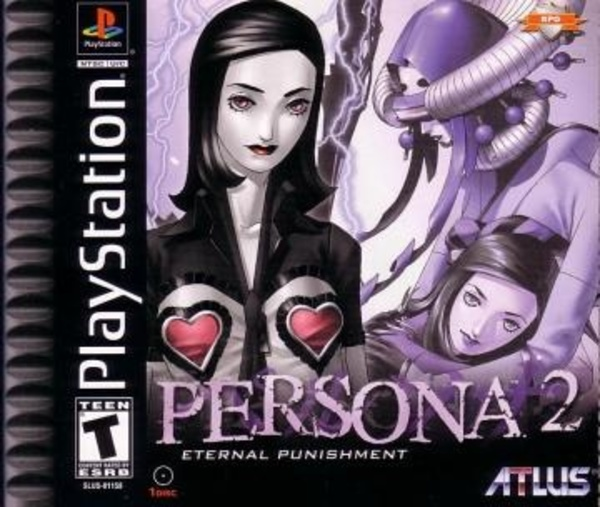 Cover zu Persona 2: Eternal Punishment