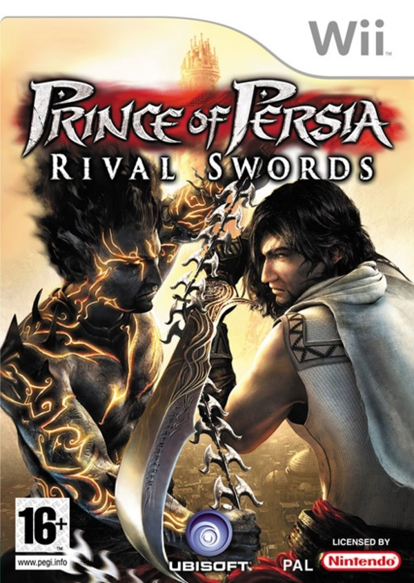 Cover zu Prince of Persia Rival Swords
