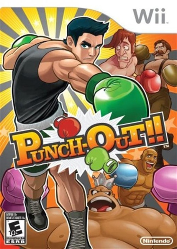 Cover zu Punch-Out!!