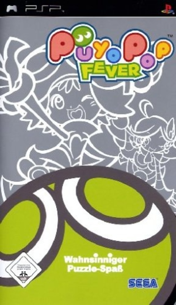 Cover zu Puyo Pop Fever