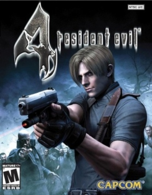 Cover zu Resident Evil 4 (dt.) HD