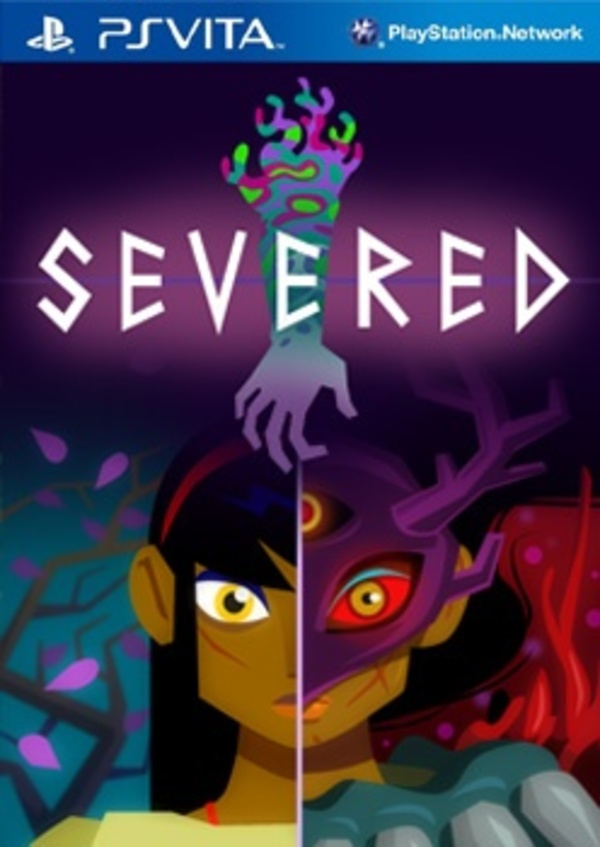 Cover zu Severed
