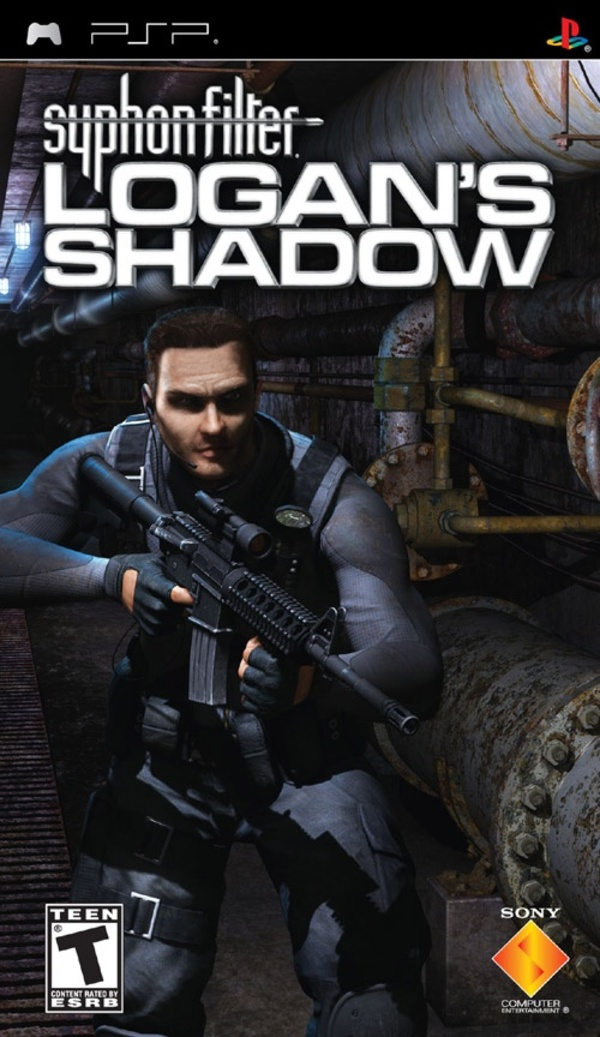 Cover zu Syphon Filter: Logan's Shadow
