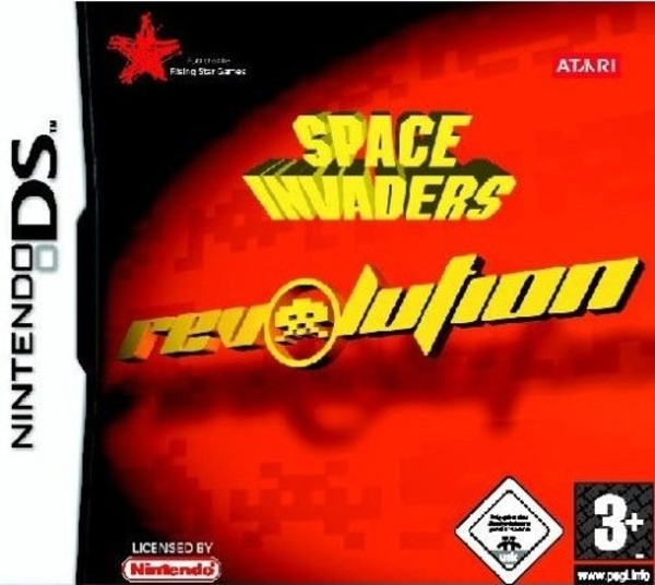 Cover zu Space Invaders: Revolution