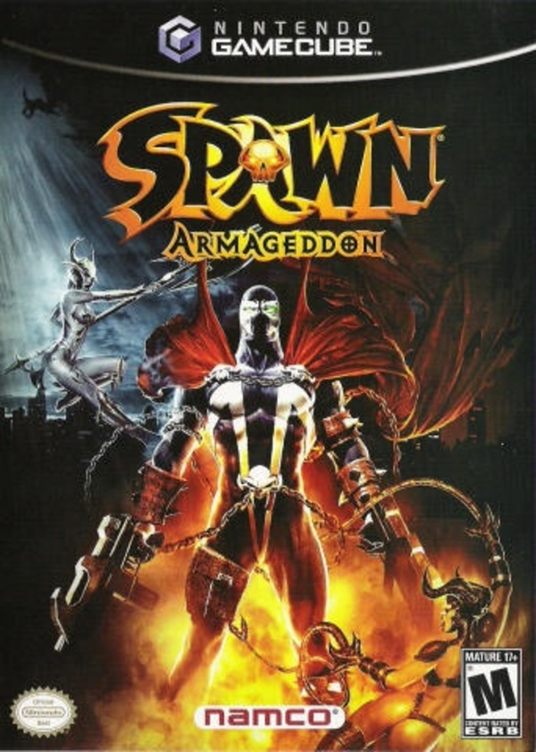 Cover zu Spawn: Armageddon