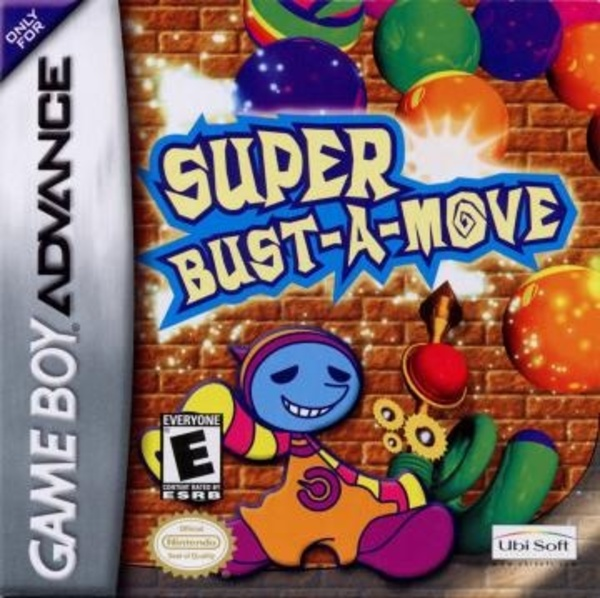 Cover zu Super Bust-A-Move