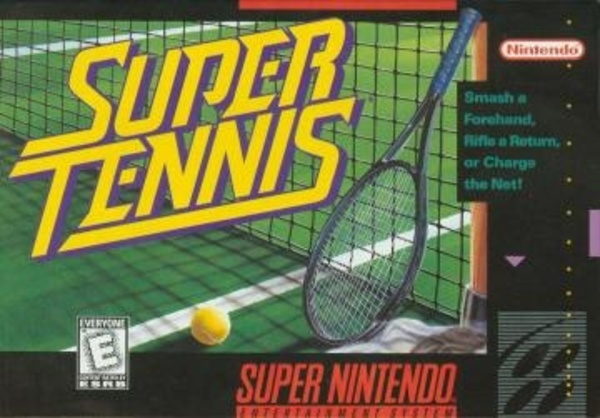 Cover zu Super Tennis