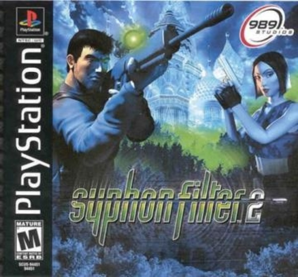 Cover zu Syphon Filter 2