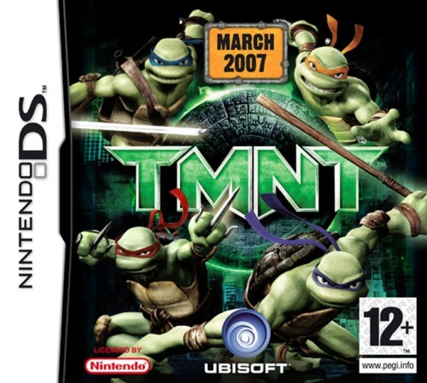 Cover zu Teenage Mutant Ninja Turtles