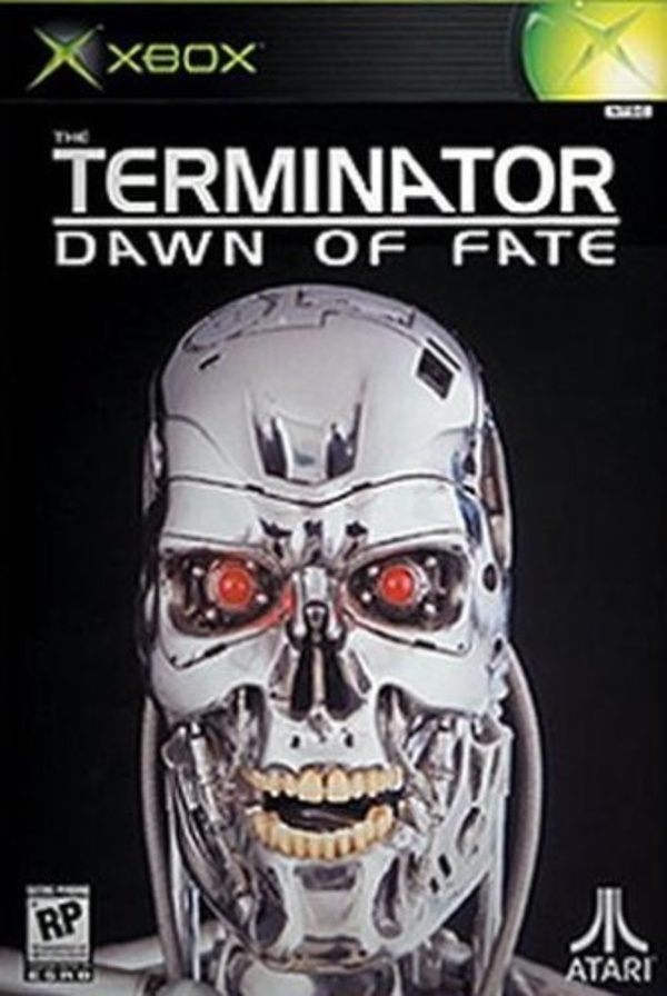 Cover zu Terminator - Dawn of Fate