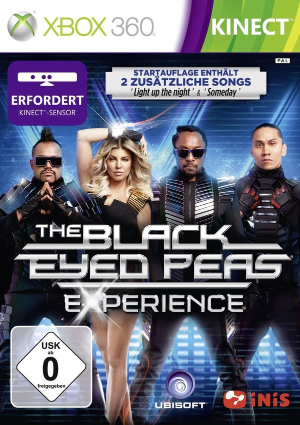 Cover zu The Black Eyed Peas Experience