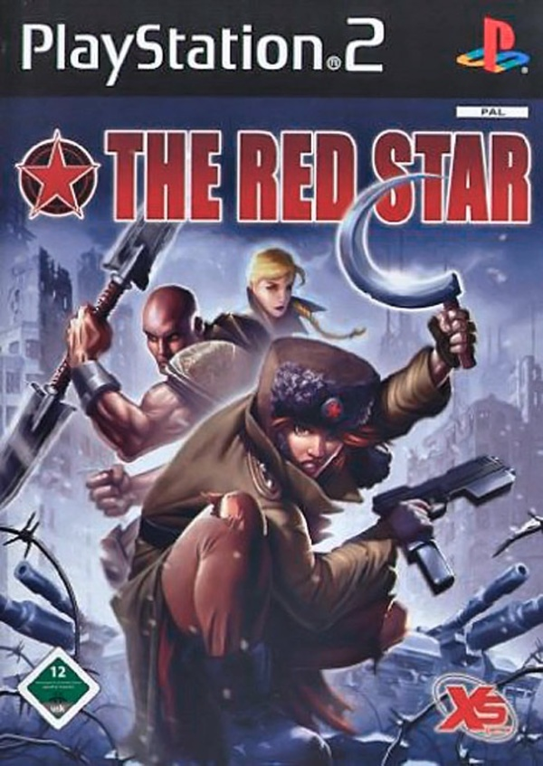 Cover zu The Red Star