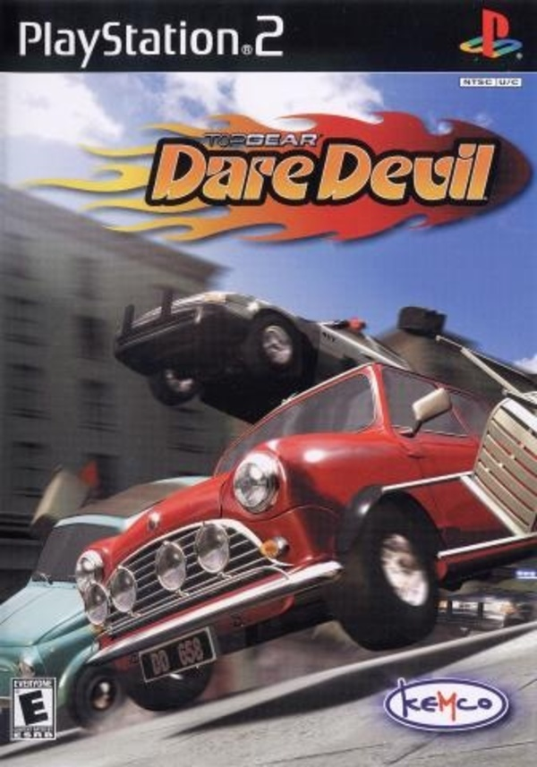 Cover zu Top Gear Dare Devil