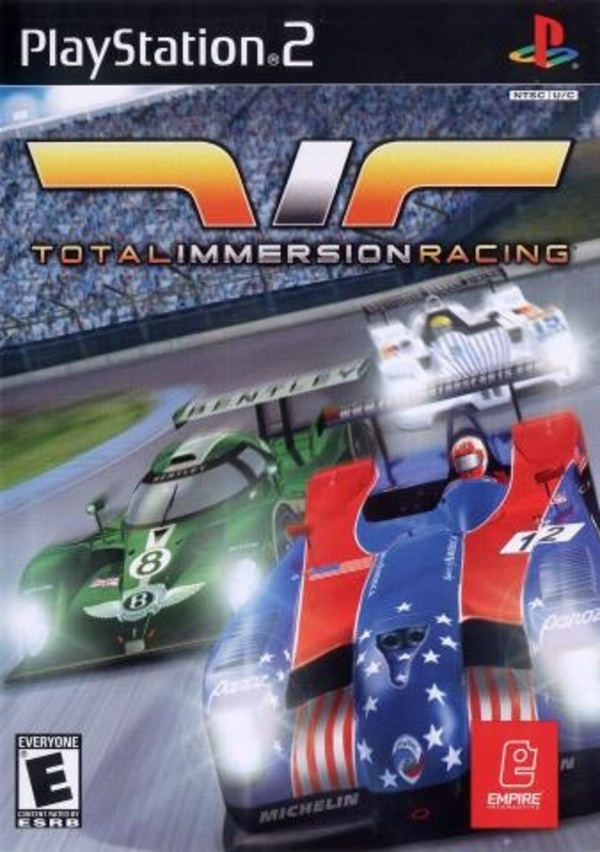 Cover zu Total Immersion Racing