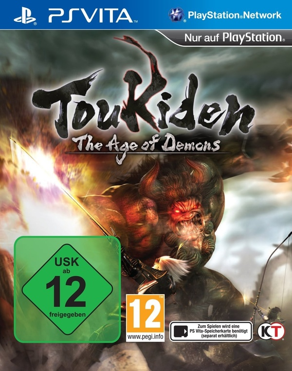 Cover zu Toukiden: The Age of Demons