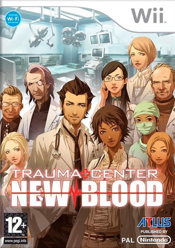 Cover zu Trauma Center: New Blood