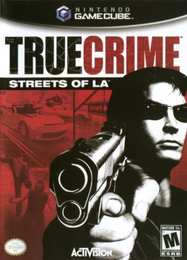 Cover zu True Crime: Streets of LA