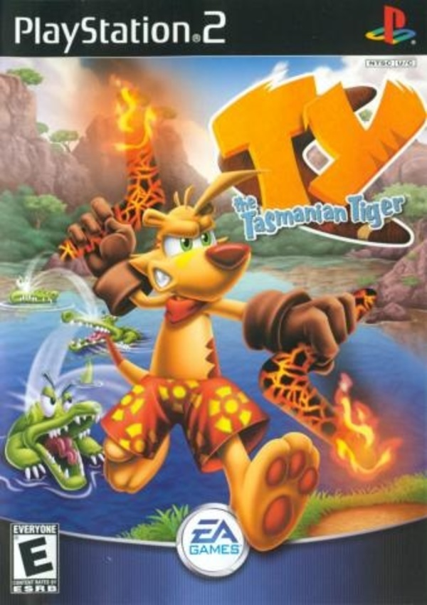 Cover zu Ty the Tasmanian Tiger